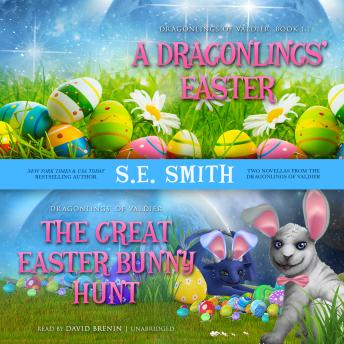 Dragonling's Easter and The Great Easter Bunny Hunt sample.