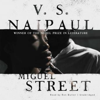 an analysis of the theme of manliness in vs naipauls novel miguel street Miguel street by vs naipaul was published in 1959 and is comprised of chapters that serve as short stories each of the seventeen chapters focuses on a character who lives on or visits miguel.