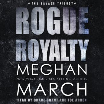 Rogue Royalty: An Anti-Heroes Collection Novel