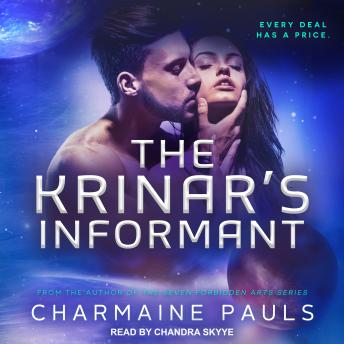 Download Krinar's Informant: A Krinar World Novel by Charmaine Pauls