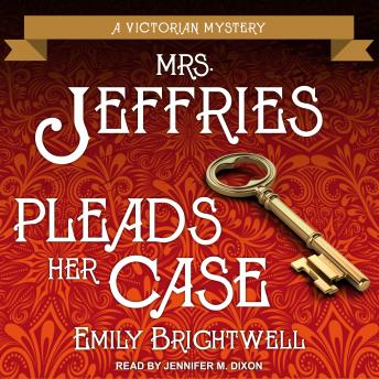 Mrs. Jeffries Pleads Her Case, Emily Brightwell