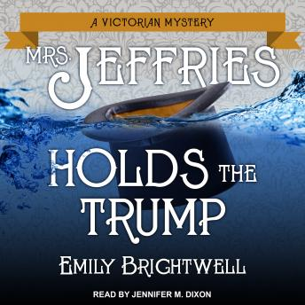 Mrs. Jeffries Holds the Trump, Emily Brightwell