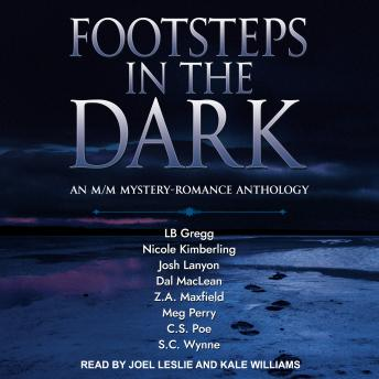 Download FOOTSTEPS IN THE DARK: An M/M Mystery-Romance Anthology by Josh Lanyon, Z.A. Maxfield, Lb Gregg, Nicole Kimberling, Dal Maclean, Meg Perry, C.S. Poe, S.C. Wynne