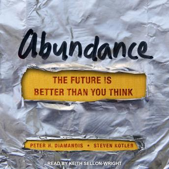 Abundance: The Future Is Better Than You Think details
