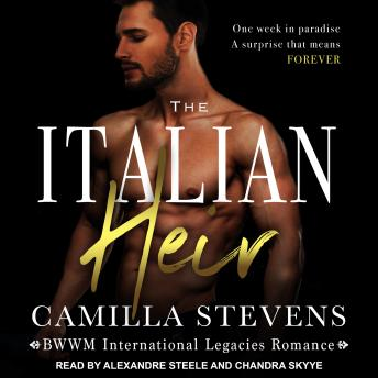 Download Italian Heir by Camilla Stevens