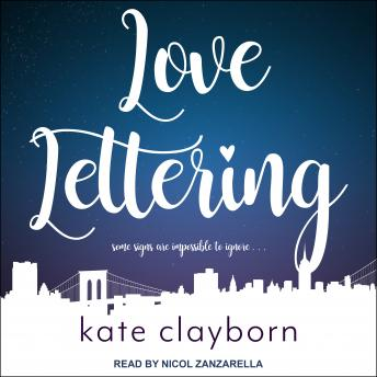 Love Lettering, Kate Clayborn