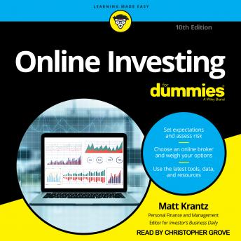 Online Investing For Dummies: 10th Edition Audiobook Free Download Online