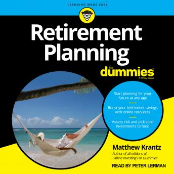Retirement Planning For Dummies