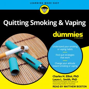 Quitting Smoking & Vaping For Dummies: 2nd Edition