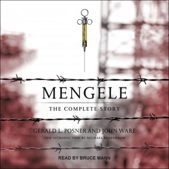 Mengele: The Complete Story Audiobook Free Download Online