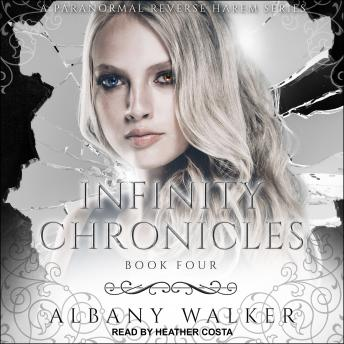Infinity Chronicles Book Four: A Paranormal Reverse Haram
