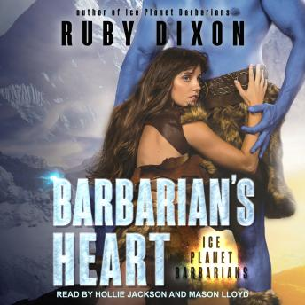 Download Barbarian's Heart by Ruby Dixon
