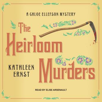Heirloom Murders, Kathleen Ernst
