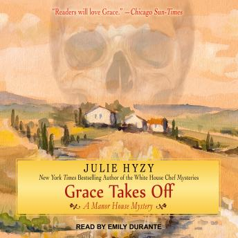 Grace Takes Off, Julie Hyzy
