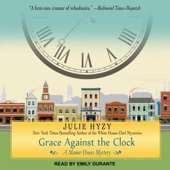 Grace Against the Clock, Julie Hyzy