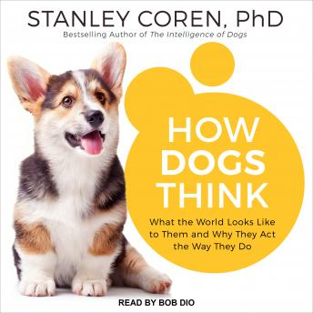 How Dogs Think: What the World Looks Like to Them and Why They Act the Way They Do, Stanley Coren, Ph.D.
