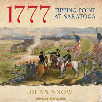 Download 1777: Tipping Point at Saratoga by Dean Snow