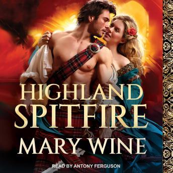 Highland Spitfire details