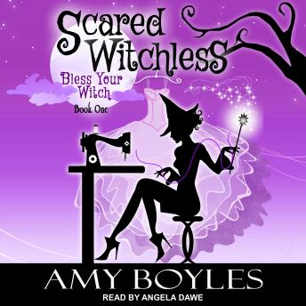 Download Scared Witchless by Amy Boyles