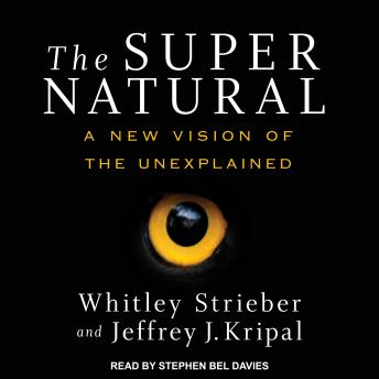 Super Natural: A New Vision of the Unexplained sample.