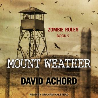 Mount Weather, Audio book by David Achord