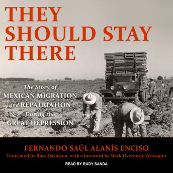 Download They Should Stay There: The Story of Mexican Migration and Repatriation during the Great Depression by Fernando Saul Alanis Enciso