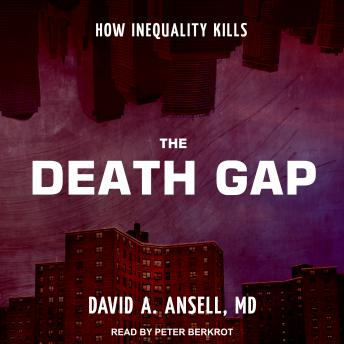 Death Gap: How Inequality Kills, David A. Ansell
