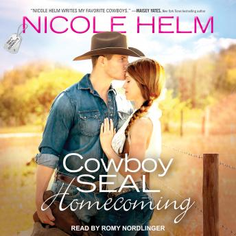 Cowboy SEAL Homecoming, Nicole Helm