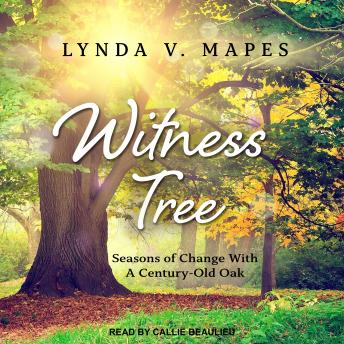 Witness Tree: Seasons of Change with a Century-Old Oak, Lynda V. Mapes
