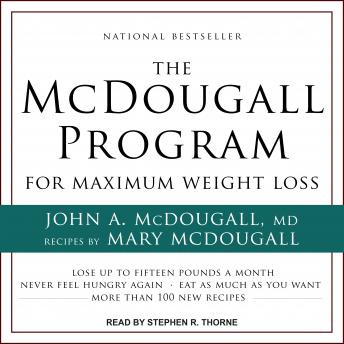 McDougall Program for Maximum Weight Loss, John McDougall