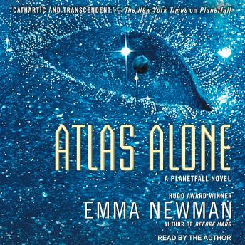 Download Atlas Alone by Emma Newman