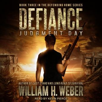 Defiance: Judgment Day, William H. Weber