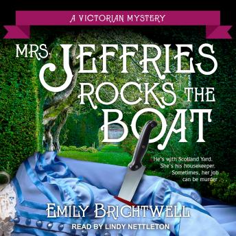 Mrs. Jeffries Rocks the Boat, Emily Brightwell