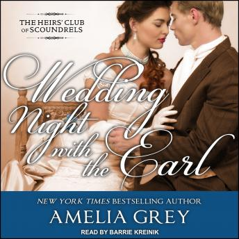 Wedding Night With the Earl, Amelia Grey