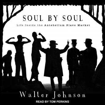 Soul by Soul: Life Inside the Antebellum Slave Market, Walter Johnson