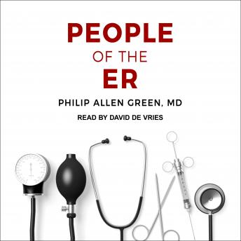 People of the ER, Philip Allen Green, M.D.