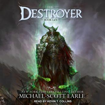 Destroyer, Audio book by Michael-Scott Earle
