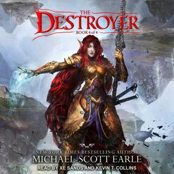 The Destroyer Book 4