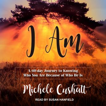 I Am: A 60-Day Journey to Knowing Who You Are Because of Who He Is, Michele Cushatt