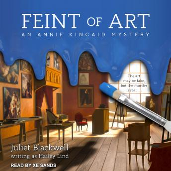 Feint of Art, Hailey Lind, Juliet Blackwell