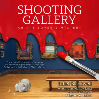 Shooting Gallery, Hailey Lind, Juliet Blackwell