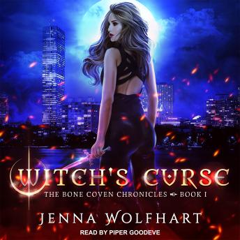 Download Witch's Curse by Jenna Wolfhart