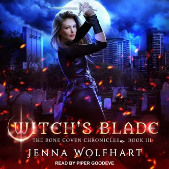 Download Witch's Blade by Jenna Wolfhart