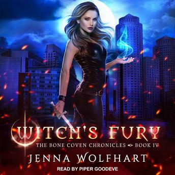 Download Witch's Fury by Jenna Wolfhart