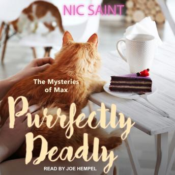 Purrfectly Deadly, Nic Saint