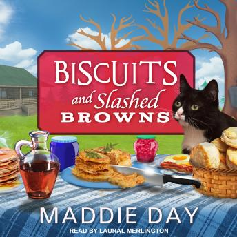 Biscuits and Slashed Browns