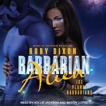 Download Barbarian Alien by Ruby Dixon