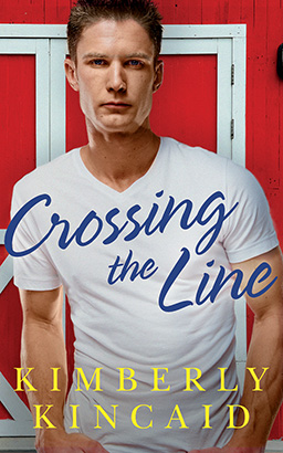 Crossing the Line, Kimberly Kincaid