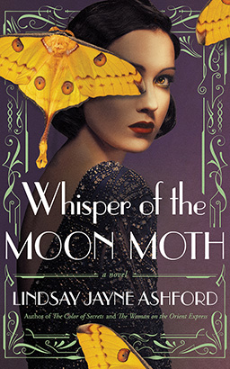 Whisper of the Moon Moth, Lindsay Jayne Ashford