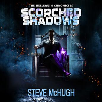 Scorched Shadows, Steve McHugh